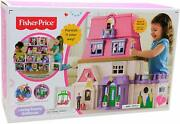 Fisher-price Loving Family Dollhouse W/ Dining Roombrand New