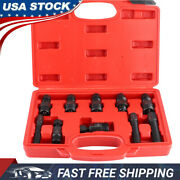 Universal Flywheel Drive Atv Rotor Puller Tool 10x Set Kit For Motorcycle And Case