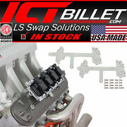 S10 Ls Mounting Base Plates Remote Coil Brackets On Valve Cover Ls1 Ls3 Lsx