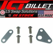 Ls Oil Pump Spacers For Double Roller Timing Chain Shim Kit Ls1 Ls3 Ls2 Lsx