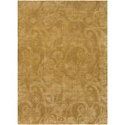 Surya Can-2077 Modern Classics Area Rug 8and039 X 11and039 Tan/white