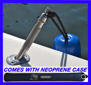 The Best Rayandtrade Rod Holder Adapter Hang Fenders On Fishing Boats Free Case