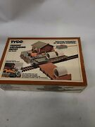 Vintage Tyco Ho Scale 931 Freight Unloading Depot In Original Box
