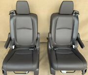 2021 2020 2019 2018 Odyssey 2nd Row Seats Full Reclining Mocha Charcoal Leather