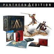 Assassin's Creed Odyssey Pantheon Edition + Disc Ps4 Or Xbox One And Poster