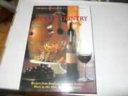 Tasting The Wine Country Sharon Oand039connorand039s Menus And Music Vol. Xvi Recipes And Cd