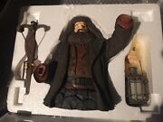 Harry Potter Gentle Giant Rubeus Hagrid Light Up Bust Limited Edition Statue