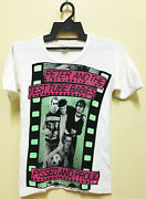 Vintage 80and039s 1982 Peter And The Test Tube Babies Punk Rock Tour Concert T-shirt