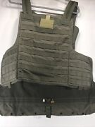 Eagle Industries Ciras Combat Integrated Releasable Armor System Olive-large