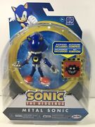 Metal Sonic + Trap Spring Sonic The Hedgehog 3 Action Figure Cn Toy New 2020