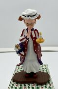 Dept 56 All Through The House 9306-8 Mary Jo Excellent In Box Christmas