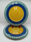 Mikasa Firenze 13 Charger Or Chop Plates Serving Platters Set Of 2 Portugal