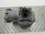Honda Rancher 350 Es 4x4 400 Rear Back Differential Gearbox Assmebly