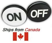 Professional Double-sided Casino Craps On/off Puck Single 3-inch Canada Ship