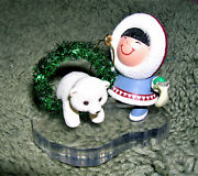 ❤hallmark Frosty And Friends Keepsake Collectible Ornaments 1994❤holiday❤christmas