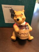 Wdcc Winnie The Pooh Figurine - Time For Something Sweet - Disney 1996