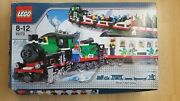 Lego Trains Holiday Train 10173 New Open Box Retired