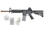 Umarex Elite Force Vfc Avalon M4 Sopmod Bb Electric Airsoft Airgun W/ Bundle