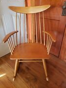 Rocking Chair Mid Century Modern, By Conant And Ball, Model 7662 Danish Design