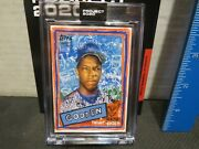 Topps Project 2020 290 1985 Dwight Gooden By Gregory Siff - Artist Proof 17/20