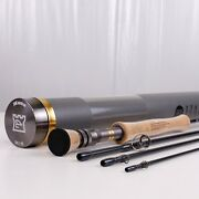 Hardy Zane 9 Ft 6 Wt Fly Rod - Free Fly Line - Free 2-day Shipping