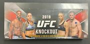 2019 Topps Ufc Knockout Trading Cards Hobby Box