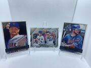2020 Topps Gallery Pete Alonso 91 + Master And Apprentice 5 Alonso / Degrom Mets