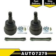 Moog Front Upper Set4 Ball Joint Control Arm For 1994-1996 Dodge Ram 2500