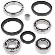 Fits 2010 Arctic Cat 450 Efi H1 4x4 Auto Differential Bearing And Seal Kit