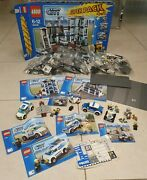 Lego City 66428 Police Station Superpack 4 In 1 Inc. 7235727944367498