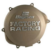 Fits 2012 Honda Crf450r Factory Clutch Cover - Magnesium