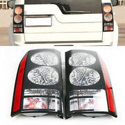 Tail Lights Brake Lamps Left+right Fit For Land Rover Discover Mk3 Mk4 2004-2017