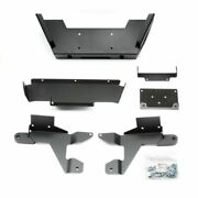 Warn 101694 Winch Mount Bumper Combo For 2016-2019 Can Am Maverick 1000r New