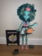 Monster High Frights Camera Action Honey Swamp Complete