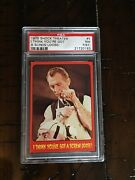 Shock Theater By Topps 1975 Test Issue - Card Number 5 - Psa 7 St