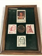 The American Indian A Coin And Stamp Salute