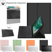 For Ipad 8th Gen 10.2 2020 Bluetooth Keyboard Case Stand With Pencil Holder Us