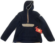 Womans X-small Campshire Urban Navy Pullover Jkt 149