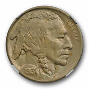1913 D 5c Buffalo Head Nickel Ngc Au 58 About Uncirculated Ty 2 Type Two Cert...