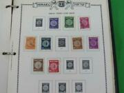 Vintage Israel Stamp Minkus Album Tabs 1950and039s Beautiful Mnh Collection Lot Book