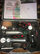 Equalizer Viewmaster Deluxe Windshield Repair System Kit Rkr934
