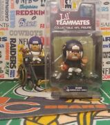Nfl Liland039 Teammates Series 2 Chicago Bears Running Back Rb 3-inch Figurine