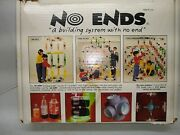 No Ends Building System Recycle Soda Bottles Kids Building Toy
