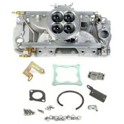 550-705 Holley Fuel Injection Kit Gas New For Chevy Suburban Express Van Blazer