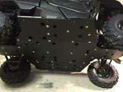 2016+ Honda Pioneer 1000 And 1000-5 Full Skid Plate And A-arms