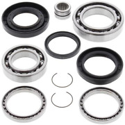 Fits 2010 Honda Trx420te Fourtrax Rancher Es Differential Bearing And Seal Kit