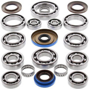 Fits 2013 Polaris Ranger Rzr Xp 900 Le Differential Bearing And Seal Kit