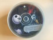 The Nightmare Before Christmas Dvd+r 16x 4.7gb 120min Video Sealed 25 Pack