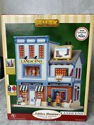 Lemax Christmas Village Lands End Clothing Store - Sears Exclusive - Rare