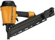 Bostitch Btf83ww 3.25-in 28-degree Pneumatic Top Load Wire Weld Framing Nailer